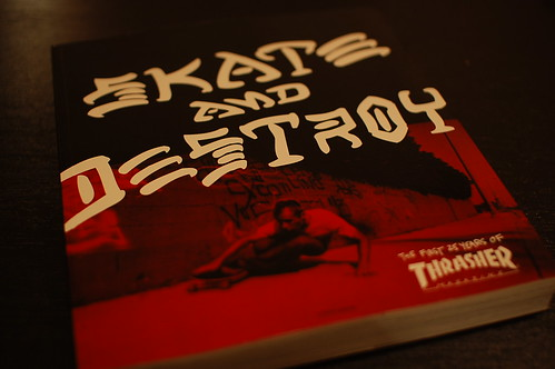 THRASHER / Skate And Destroy