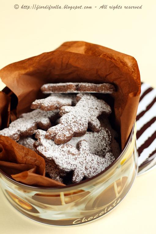 Coniglietti pasquali al cacao e fava tonka
