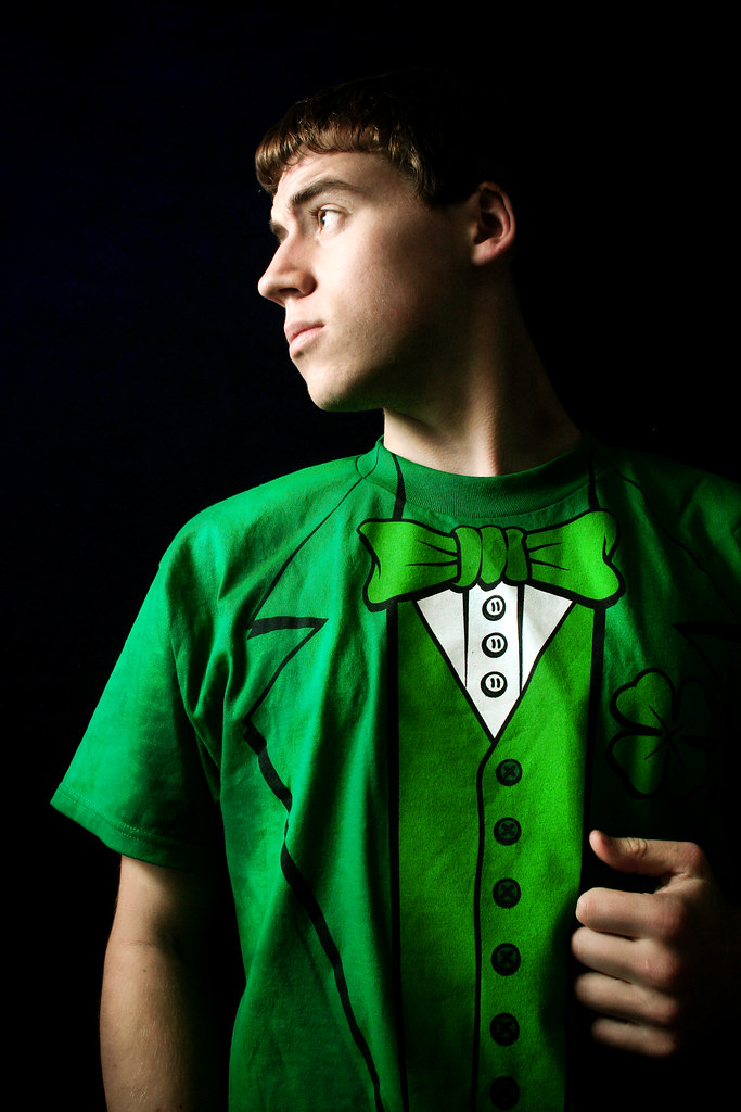 "Day 235/365 ""Green Man"""