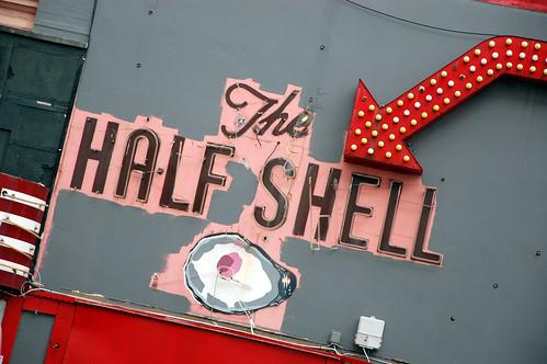 The Half Shell