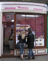 Pandora Crepe, London, England