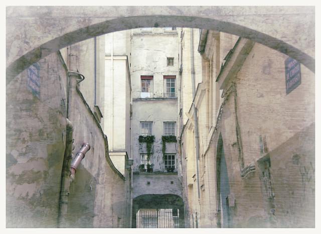 Impasse in Marais
