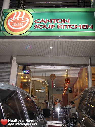 Cantonese Soup Kitchen