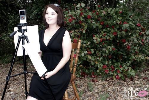 84/365:  Vlogging Take One