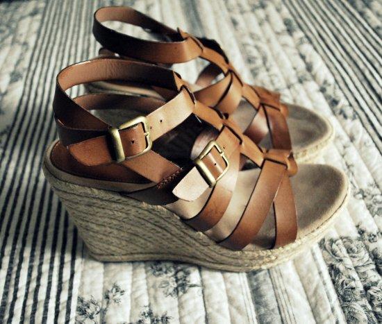 MIA Newport Sandals
