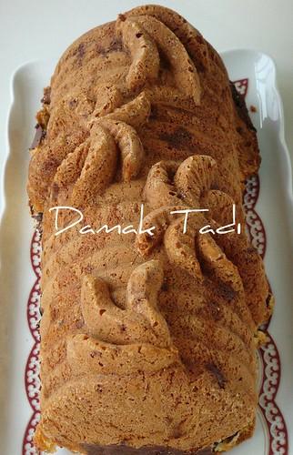 Fındıklı Çikolata Pudingli Kek