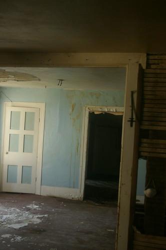 Brainard residence interior
