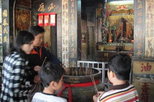 Worshiping Ancestors