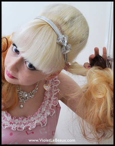 Tutorial- Hime Pigtails