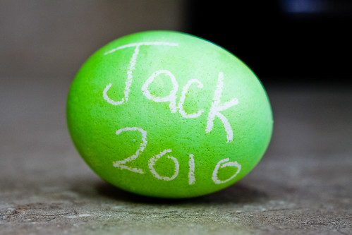 Jack Egg - Happy Easter!
