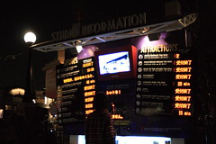Day 4 - Osaka Tour 2010 (Steve Wan^_______________,^) Tags: show trip travel love girl japan night marina canon studio lens eos japanese couple x parade hong kobe journey  l osaka universal usm pia f28 ef  starlight 1635  40d konger