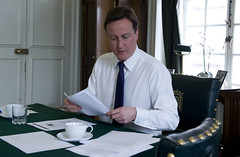 David Cameron prepares for the last Prime Mini...