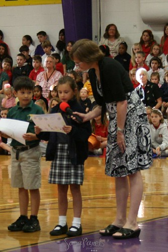 Grandparents Day in the Lower School