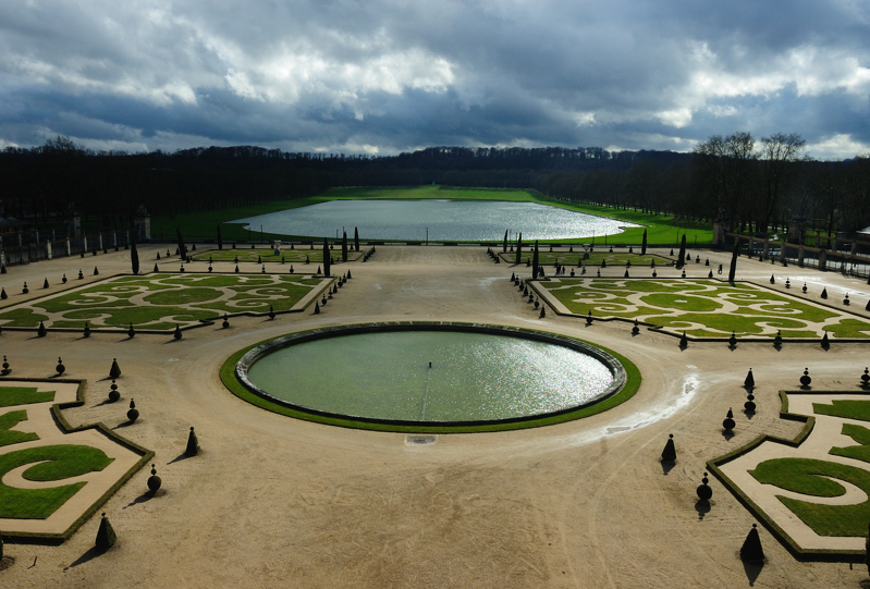 The Versailles :: Click for previous
