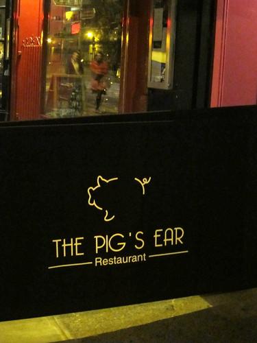 The Pig's Ear