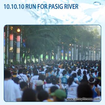 10.10.10 Run for Pasig River 2010