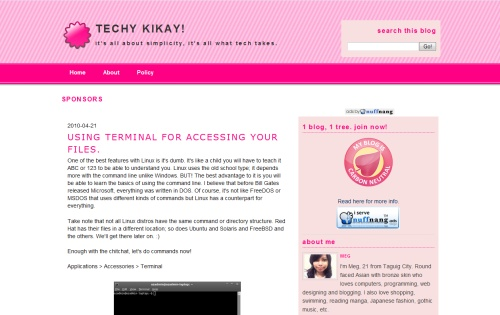 Techy Kikay
