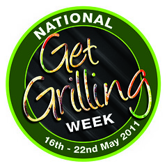 National Get Grilling Logo