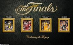 2011 NBA Finals (Legends)