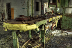 """""""val rose plant"""" (maximebergeron_photos) Tags: old abandoned factory military ammo hdr ammunition usine militaire vieux urbex abandonn valcartier armement valroseplant"""