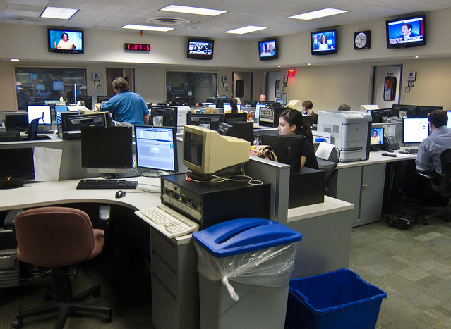 ABC New Radio Newroom