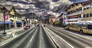Google Street View - Pan-American Trek - Downt...