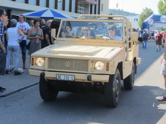 VW Iltis (v8dub) Tags: vw iltis volkswagen 4x4 geländewagen schweiz suisse switzerland bleienbach german pkw voiture car wagen worldcars auto automobile automotive youngtimer old oldtimer oldcar klassik classic collector