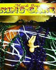 King Cake Baby Moon (booboo_babies) Tags: food foodporn foodgasm moon mooning funny mardigras humor baby kingcake 2017