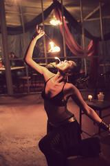 (Capturing Moods) Tags: portrait fireeater firedancer girlplaywithfire