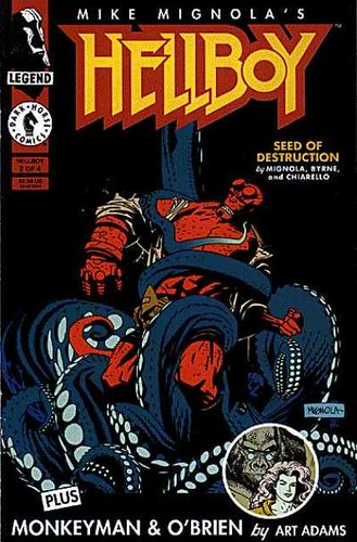 Hellboy: Seed of Destruction #2 (April, 1994)