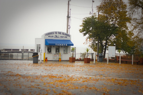 Fall at the Ferry