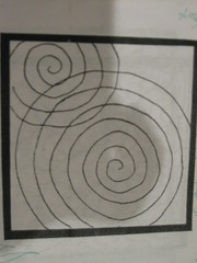 example of circles in quilting