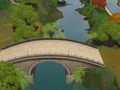 China - Bridge by The Sims 3 Simposium