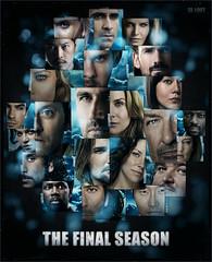 new season 6 LOST poster - ¡HEY! ¿qué hacen Boone, Charlie y otros muertos ahí?