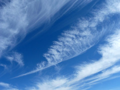 Sky Feather (Oh Kaye) Tags: blue sky museum clouds utah feather blanding edgeofthecedars the4elements