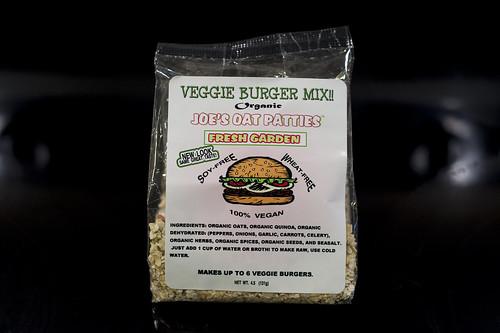 Veggie Burger Mix