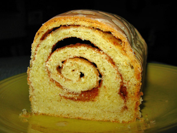cinnamon bread swirl