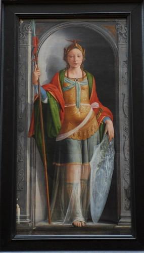 Baccio della Porta, dit FRA BARTOLOMEO, Minerve, vers 1490