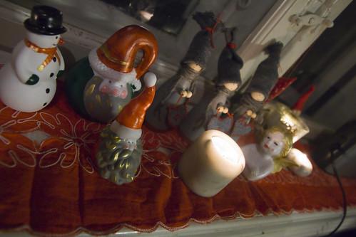 På juleverksted kan du lage fin julepynt