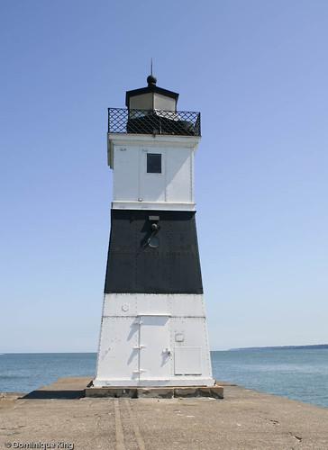 Presque Isle Pierhead Lighthouse PA 3