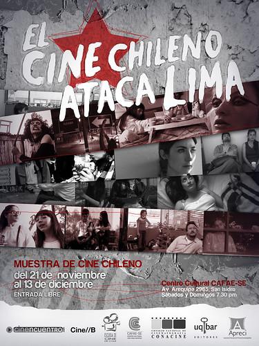 El cine chileno ataca Lima