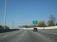 Interstate 270 - Ohio (Dougtone) Tags: road columbus ohio sign highway loop route freeway shield interstate expressway beltway