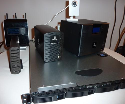 Iomega HDD réseau : NAS & RAID