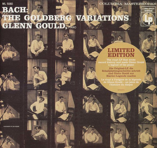 Glenn Gould Goldberg Variations