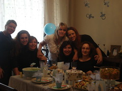 Ayşem baby shower