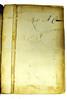Ownership inscription in Poggius Florentinus: Facetiae