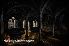 Interior de la Sala Capitular del Monasterio Cister de Santes Creus (Tarragona) (Nicolas Moulin (Nimou)) Tags: church iglesia eglise tarragona claustro santescreus cloitre rutadelcister