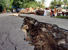 earthquake by peace science and social studies