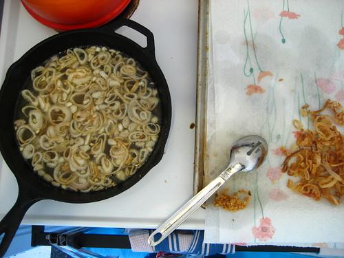 frying shallots (GF)