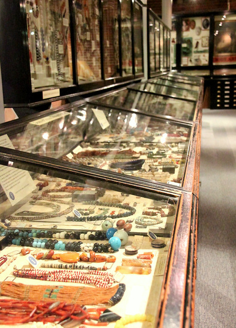 Beads display